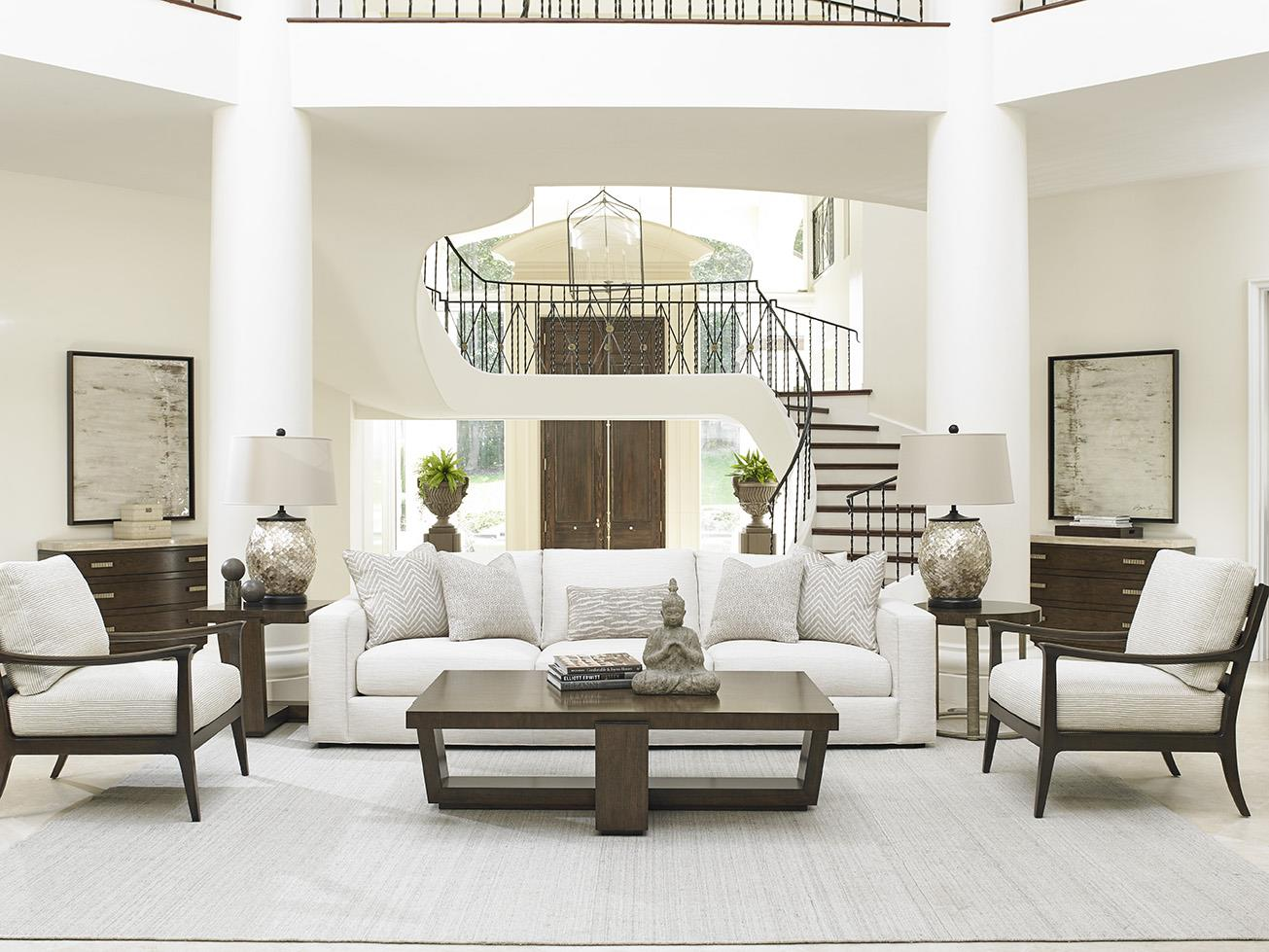 Lexington LAUREL CANYON Bellevue Wide Sofa | Lindyu0027s Furniture Company |  Sofas