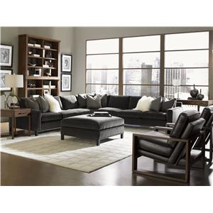 Lexington 11 South Stationary Living Room Group