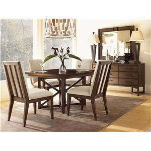 Lumina Mirror and Marquee Dining Table No Longer Available By Manufacturer