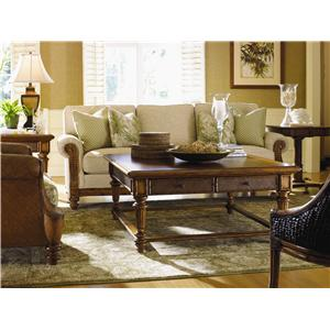 Tommy Bahama Home Island Estate Stationary Living Room Group