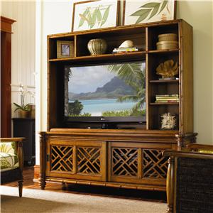 Tommy Bahama Home Island Estate 3 Drawer Barbados Night Stand