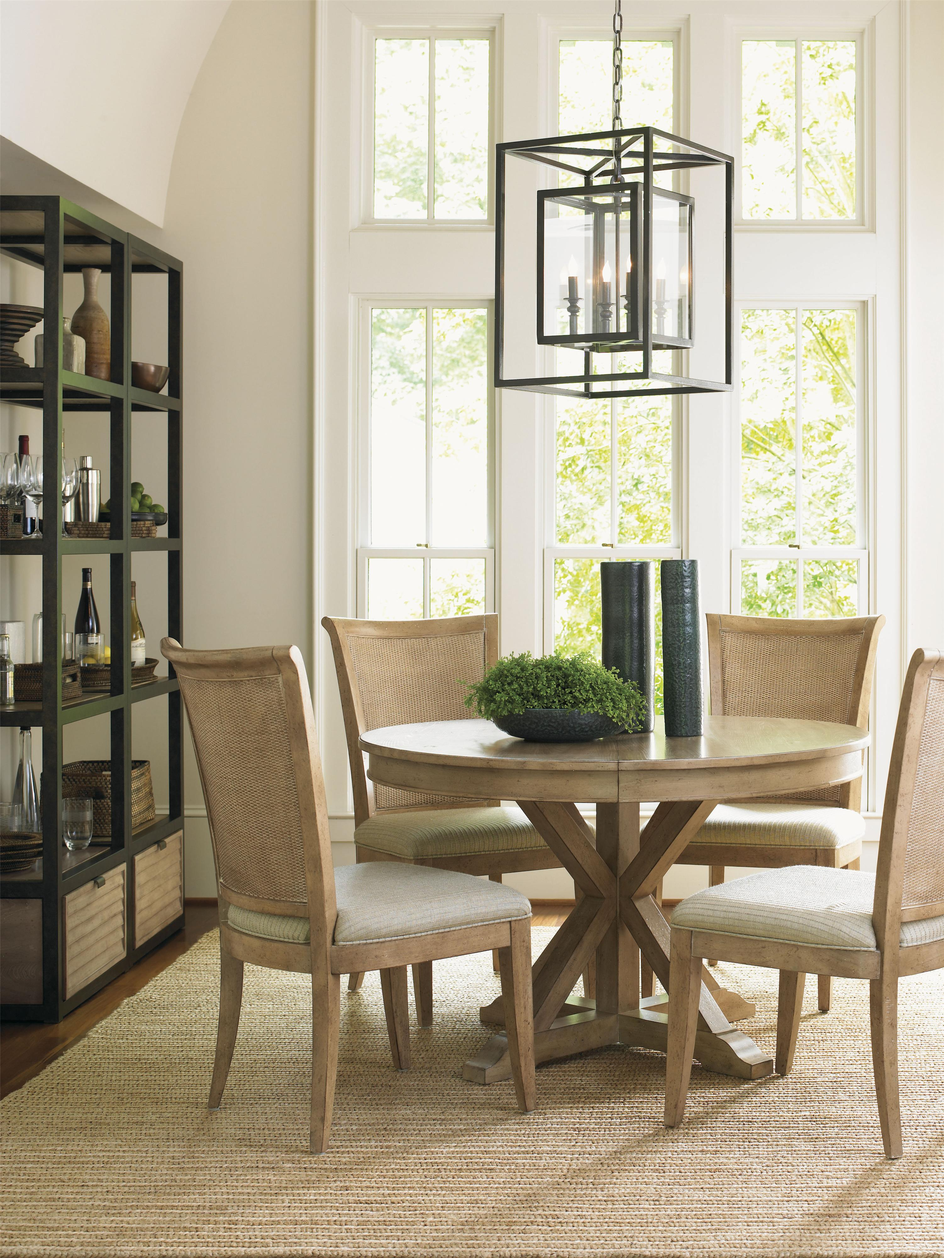 Lexington Monterey Sands Casual Dining Room Group - Item Number: 830 C Dining Room Group 1