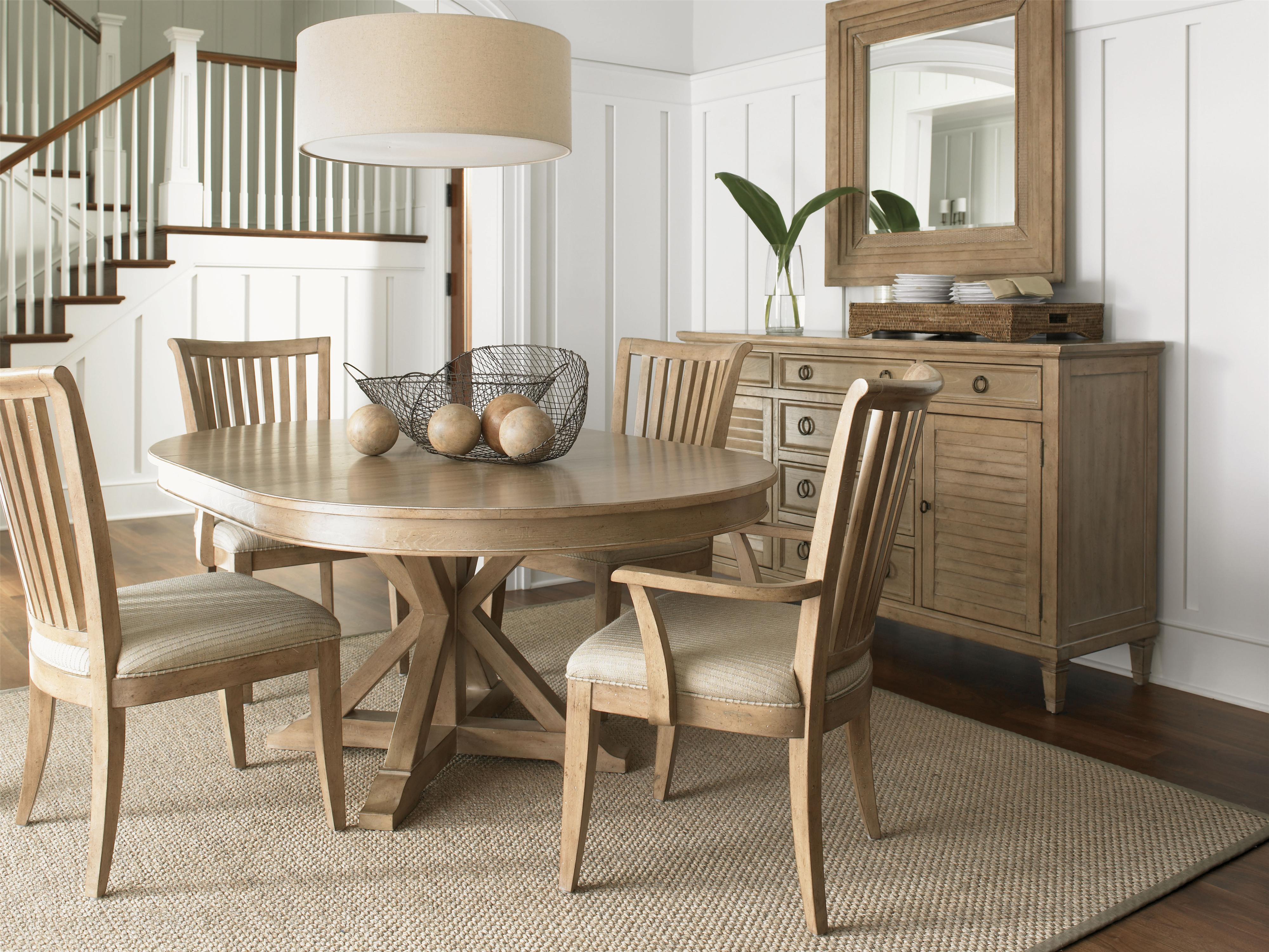 Lexington Monterey Sands Formal Dining Room Group - Item Number: 830 F Dining Room Group 3
