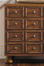 Apothecary Drawer Configurations Demonstrate the Elegance of Symmetry