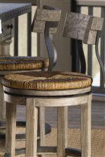 Natural Hand-Woven Rush Seats are a Wonderful Historical Reference