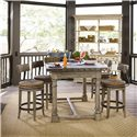 Lexington Twilight Bay Casual Dining Room Group - Item Number: 352 C Dining Room Group 1