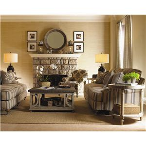 Lexington Twilight Bay Stationary Living Room Group