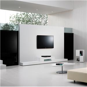 DVD and Blu-Ray Players by LG Electronics
