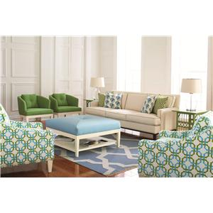 Libby Langdon for Braxton Culler Libby Langdon Andrews Sofa