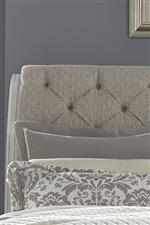 Tufted Chenille Headboard