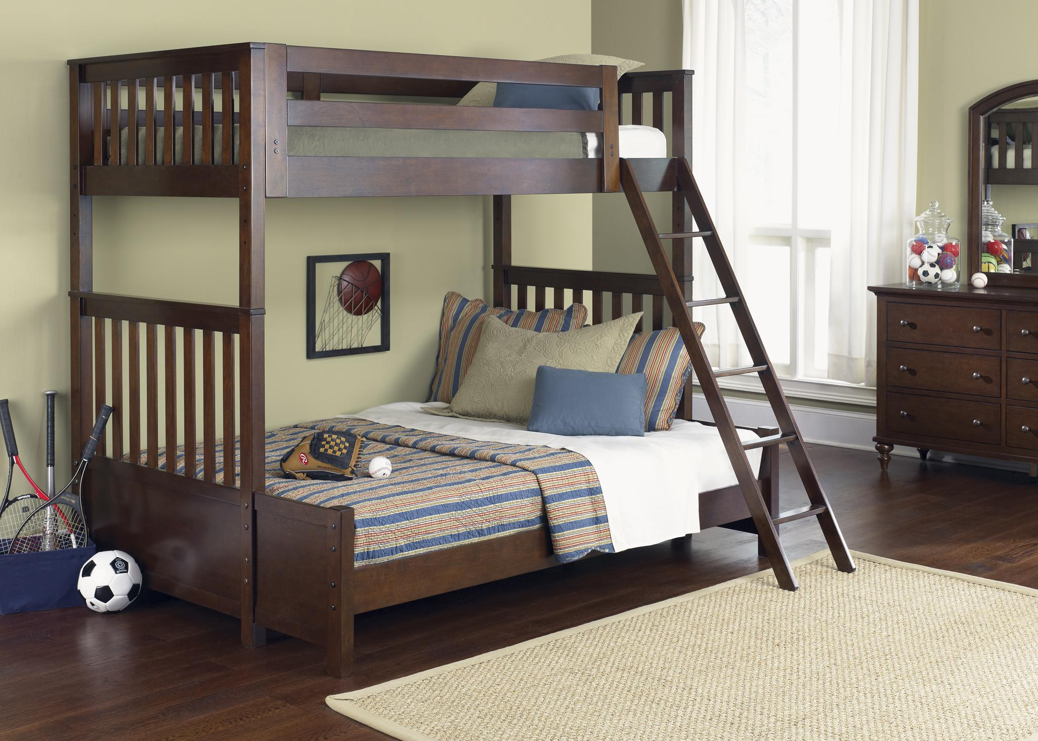 Admirable Abbott Ridge Youth Bedroom 277 By Liberty Furniture Interior Design Ideas Helimdqseriescom