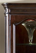 Beveled Edge Moulding with Embedded Lighting