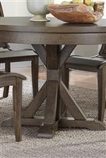 Round Table Pedestal base