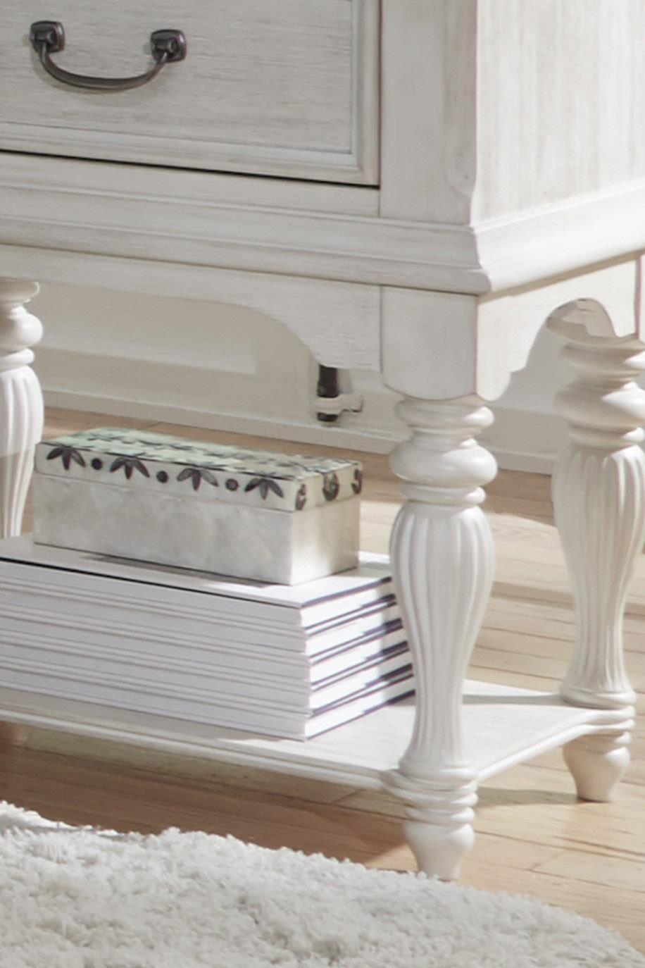 Liberty Bayside Bedroom White Panel Bedroom Set: Bayside Bedroom (249) By Liberty Furniture