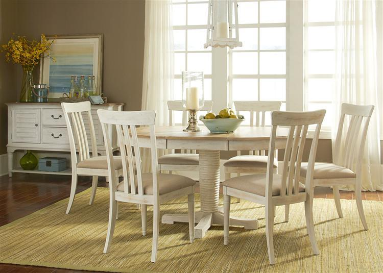 Liberty Furniture Bluff Cove Casual Dining Room Group - Item Number: 568 Dining Room Group 1