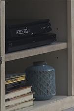 Open Center Shelf