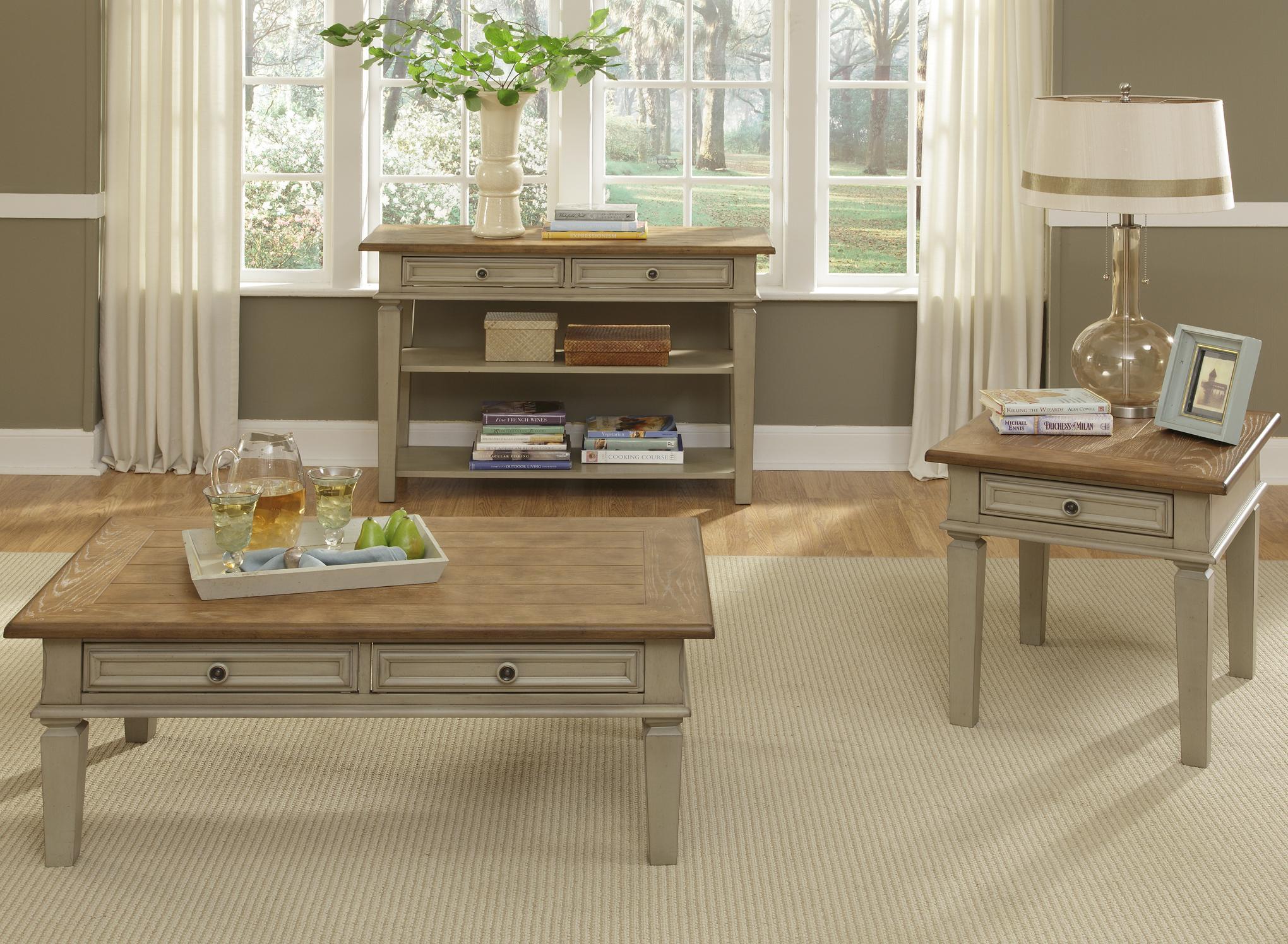 Ordinaire Liberty Furniture Bungalow 541 HOJ 3DH 3 Piece Desk U0026 Hutch Set | Northeast  Factory Direct | Desk U0026 Hutch Sets Cleveland, Eastlake, Westlake, Mentor,  ...
