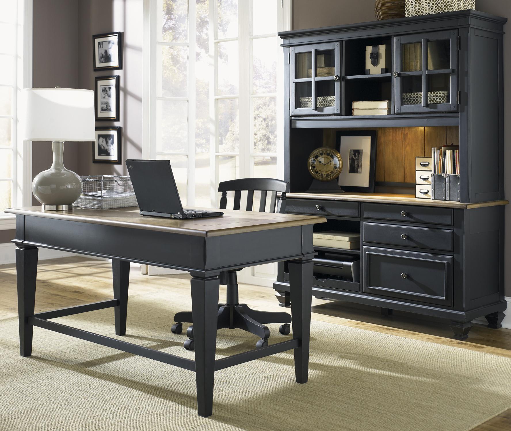 Liberty Furniture Bungalow II 641 HO105 Jr Executive Desk   Northeast  Factory Direct   Table Desks/Writing Desks Cleveland, Eastlake, Westlake,  Mentor, ...