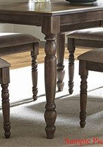 Classic Turned Table Legs