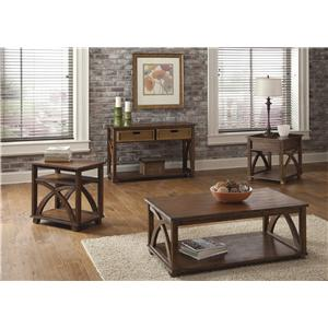 Vendor 5349 Chesapeake Bay Three-Piece Occasional Table Set