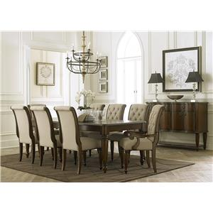 Vendor 5349 Cotswold  Formal Dining Room Group