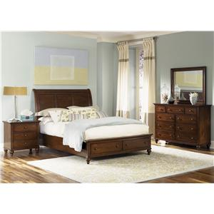 Liberty Furniture Hamilton  Queen Bedroom Group