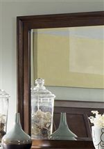 Thick Beveled Edge Adds a Polished Look