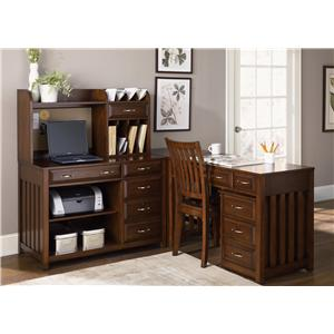Liberty Furniture Hampton Bay  Writing Desk with Drawers