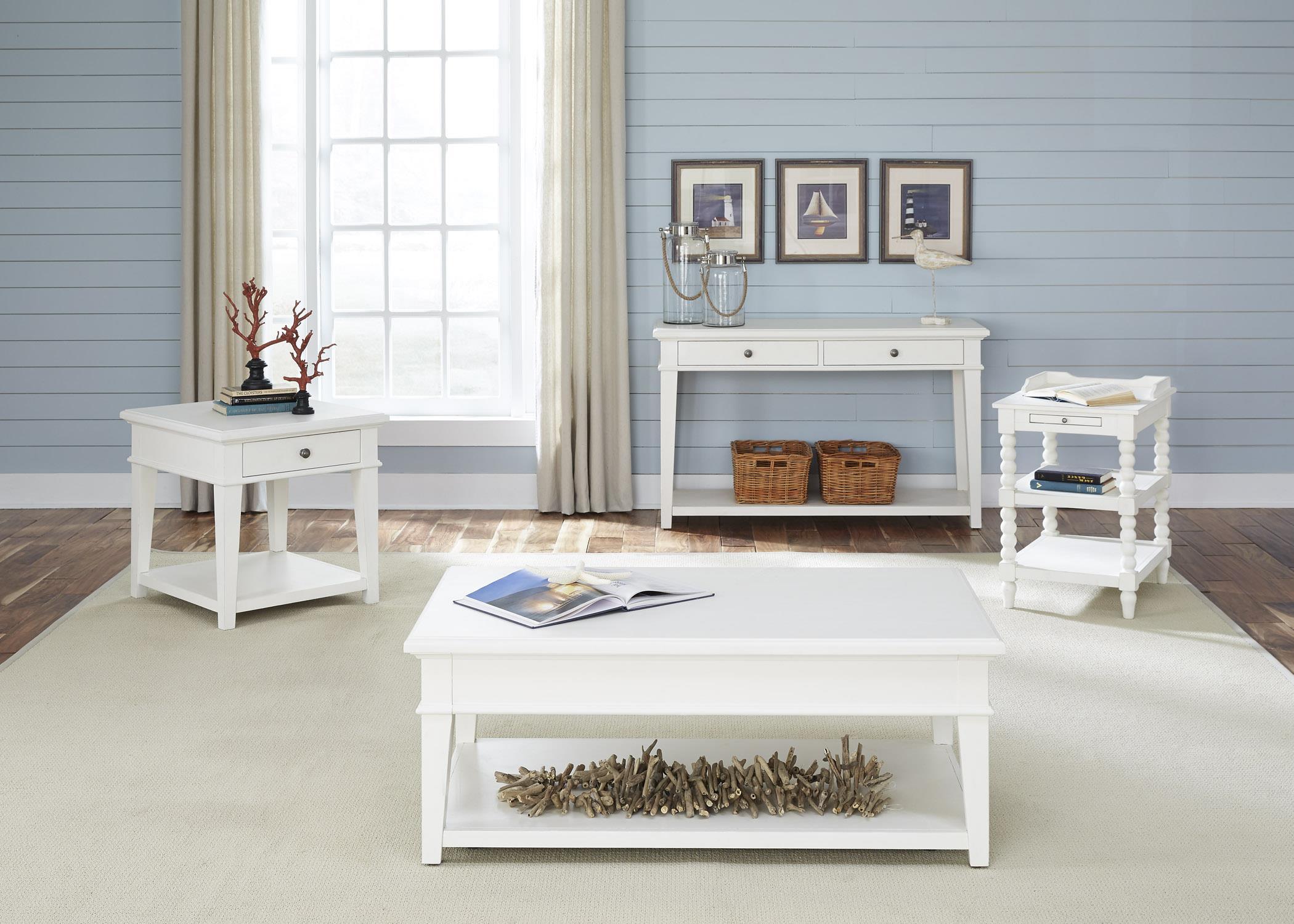 Liberty Furniture Harbor View Cedar Lined Storage Trunk | Wayside ...