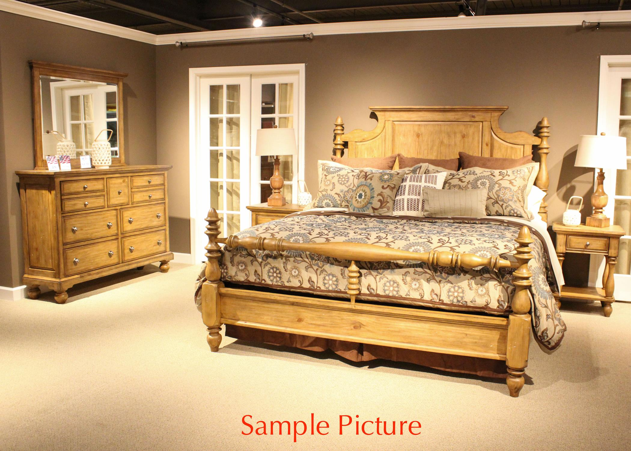 Liberty Furniture High Country King Bedroom Group - Item Number: 797-BR K Bedroom Group 1