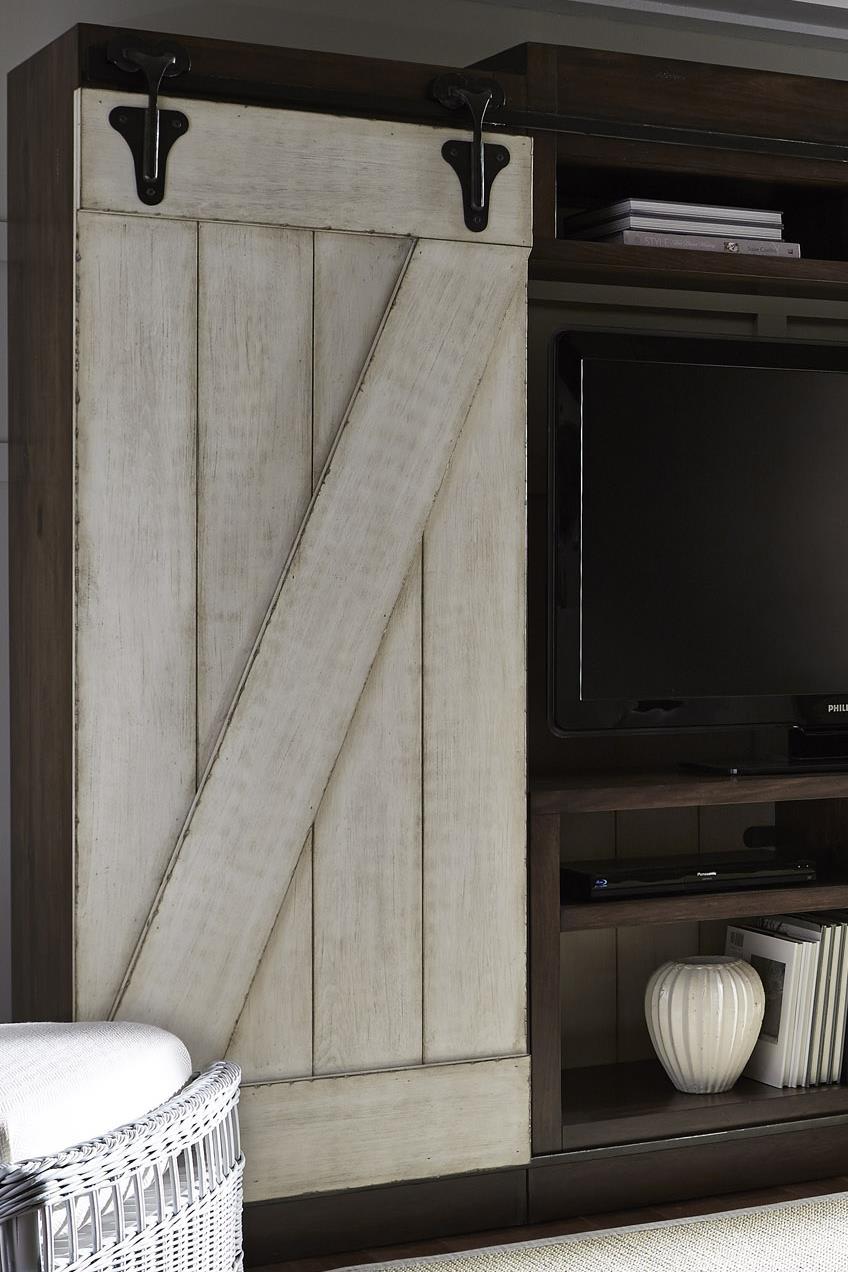 Captivating Liberty Furniture Lancaster Rustic Entertainment Center With Sliding Barn  Doors   Wayside Furniture   Wall Unit