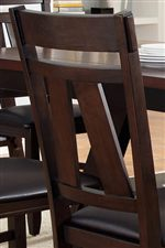 Splat Back Chair Design