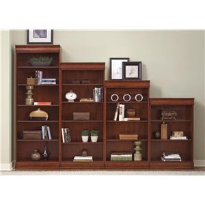 Louis Jr Bookcase by Liberty Furniture