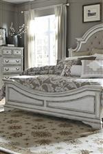 Upholstered Bed Footboard