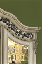 Beautiful Scroll Accents
