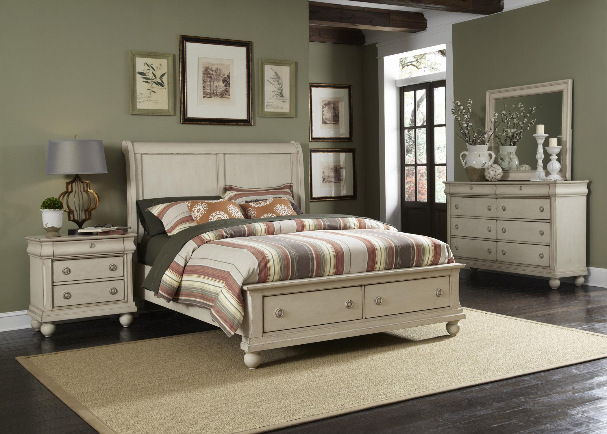 Liberty Furniture Bedroom Set Liberty Furniture Rustic Traditions Bed Bench With Upholstered