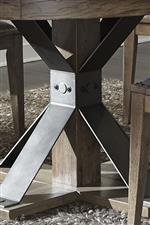 Pedestal base