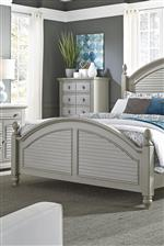 Poster Bed Footboard