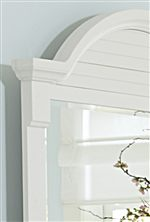 Arched Crown Moulding
