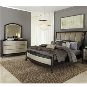 Vendor 5349 Sunset Boulevard Queen Bedroom Group 1