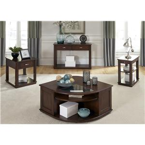Vendor 5349 Wallace Casual TV Entertainment Console