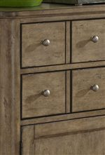 Apothecary Style Top Drawers