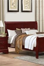 Sleigh Bed Headboard