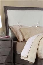 Upholstered Headboard with Tufting