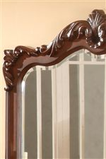 Acanthus Leaf Ornamented Mirror Frame
