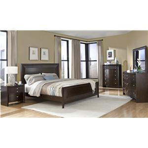 Lifestyle C3112 Queen Bedroom Group