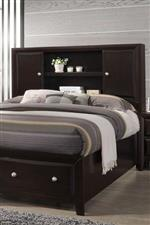 Storage Bed Headboard