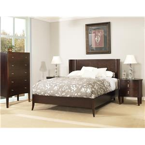 Port Queen Bedroom Group by Ligna Furniture