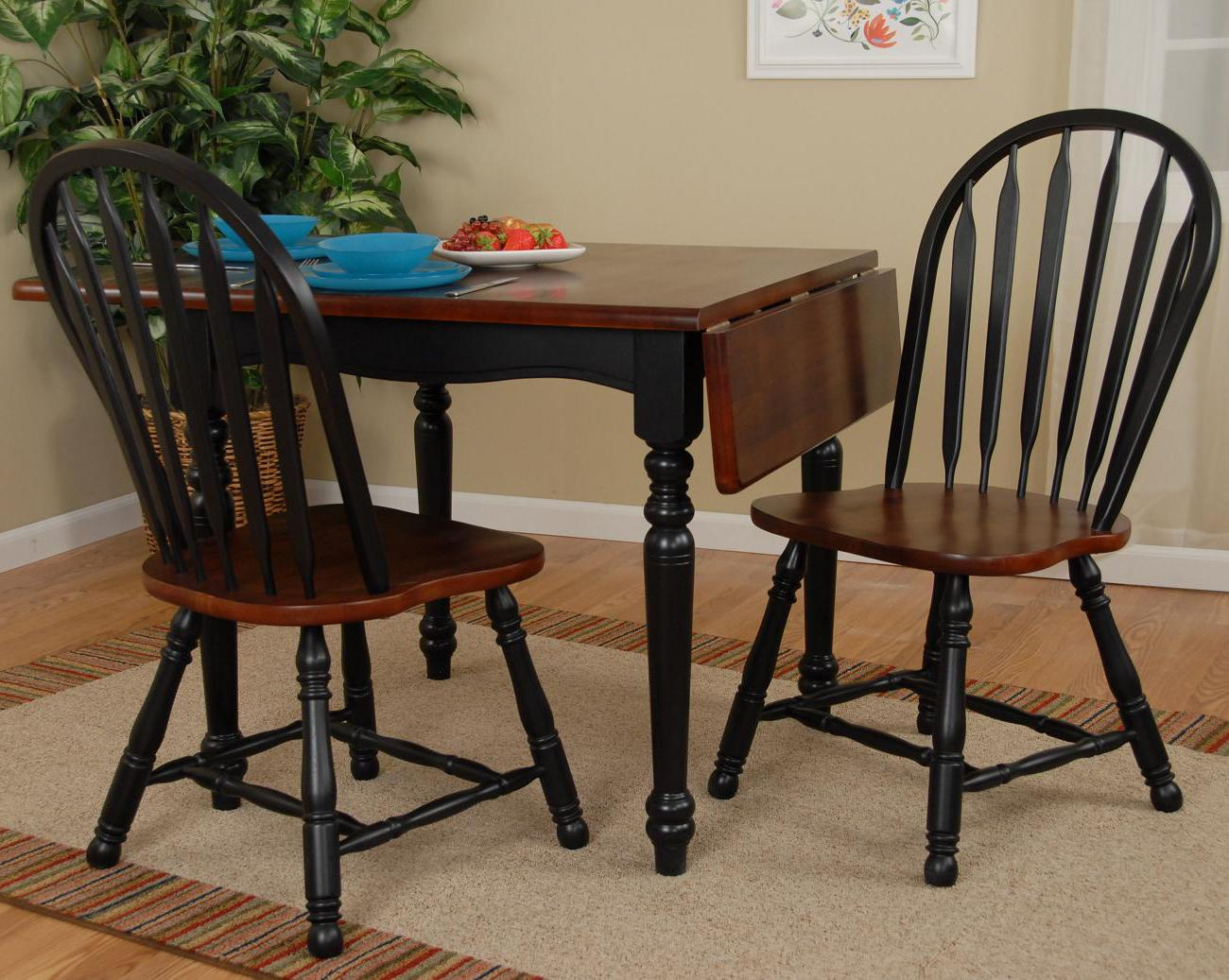 Ligo Products Country Classics Casual Drop Leaf Dining Table    BigFurnitureWebsite   Kitchen Table
