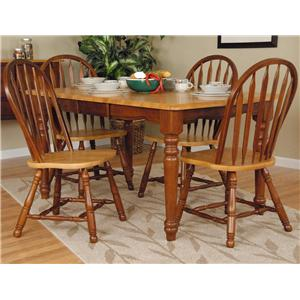 Ligo Products Country Classics Casual Drop Leaf Dining Table